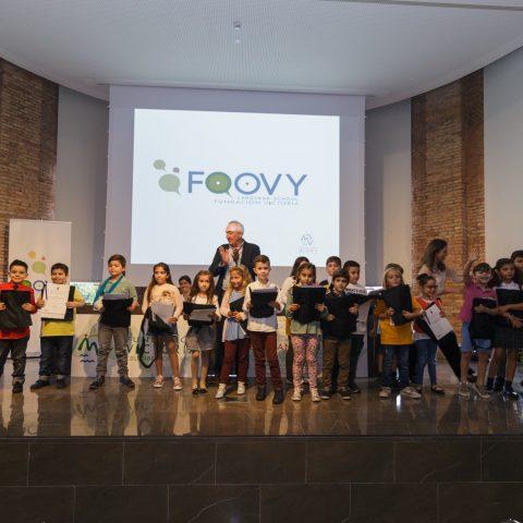 Fundación Victoria celebra la entrega de certificados oficiales de inglés a unos 200 alumnos