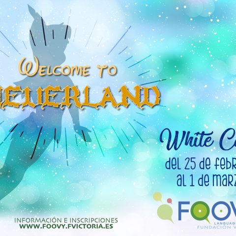 White Camp 2019: Neverland is waiting for you!