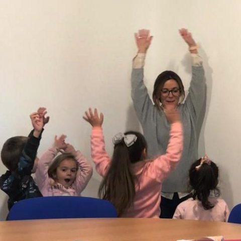 Foovy inicia sus clases en el Convento de San Sebastián de Ardales