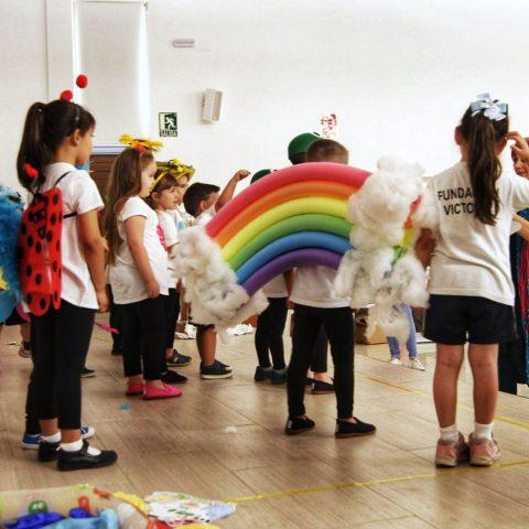 El Trinity College London certifica el nivel de inglés de 81 escolares de Infantil
